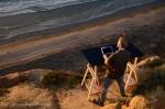 Paul Cliffs @ our Standing Desk - Torrey Pines State Park, San Diego, CA
