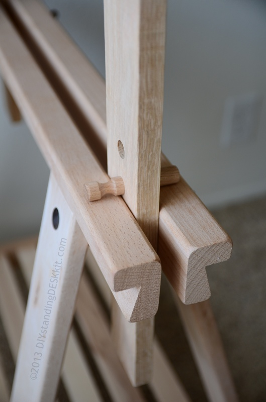 DIY Standing Desk Kit - Adjustable Legs