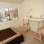 DIY Standing Desk Kit - in the room